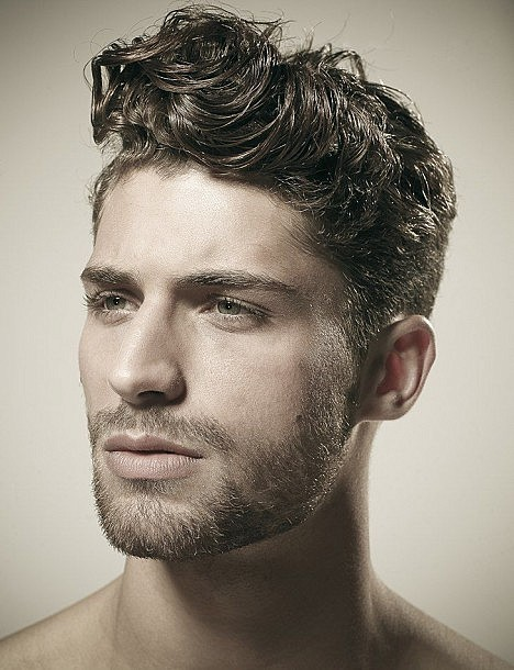 Surprising Men39S Short Wavy Hairstyle Inspiration High Styley Short Hairstyles For Black Women Fulllsitofus