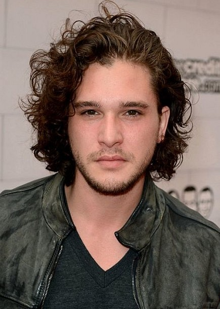 Remarkable Men39S Long Wavy Hairstyle Inspiration High Styley Short Hairstyles For Black Women Fulllsitofus