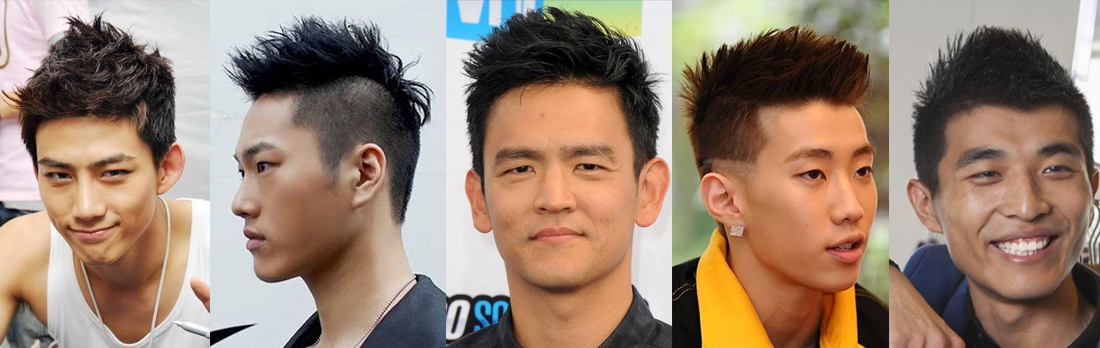 asian-male=short-and-spikey-hairstyle