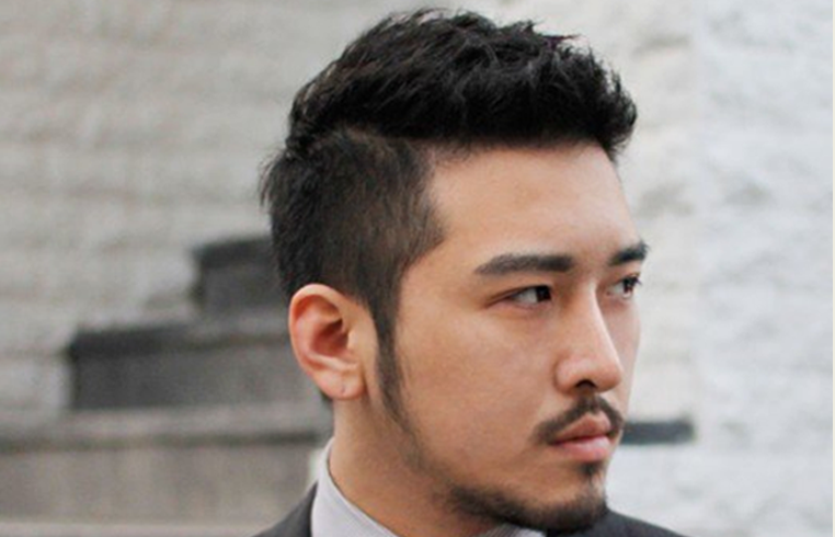 Prime Top 7 Hairstyles For Asian Men High Styley Short Hairstyles Gunalazisus