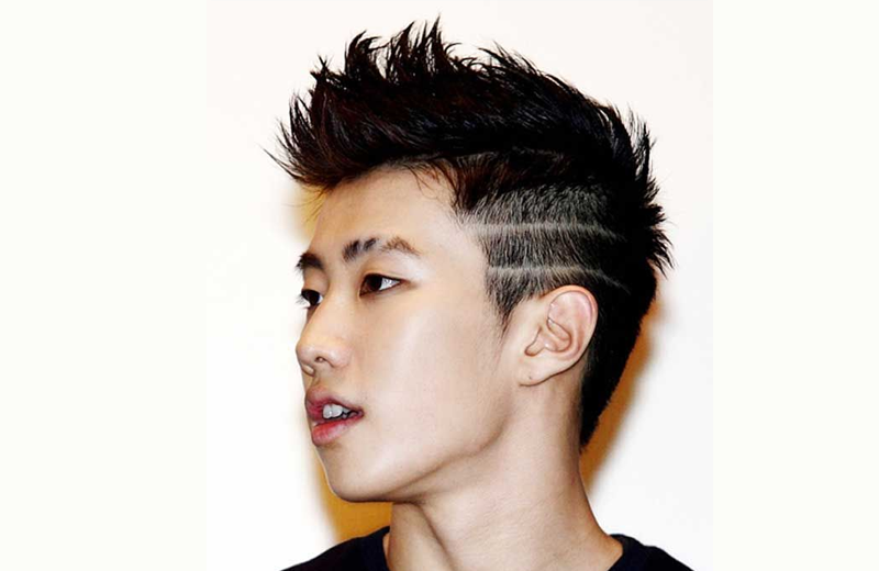 Top 7 Hairstyles For Asian Men High Styley
