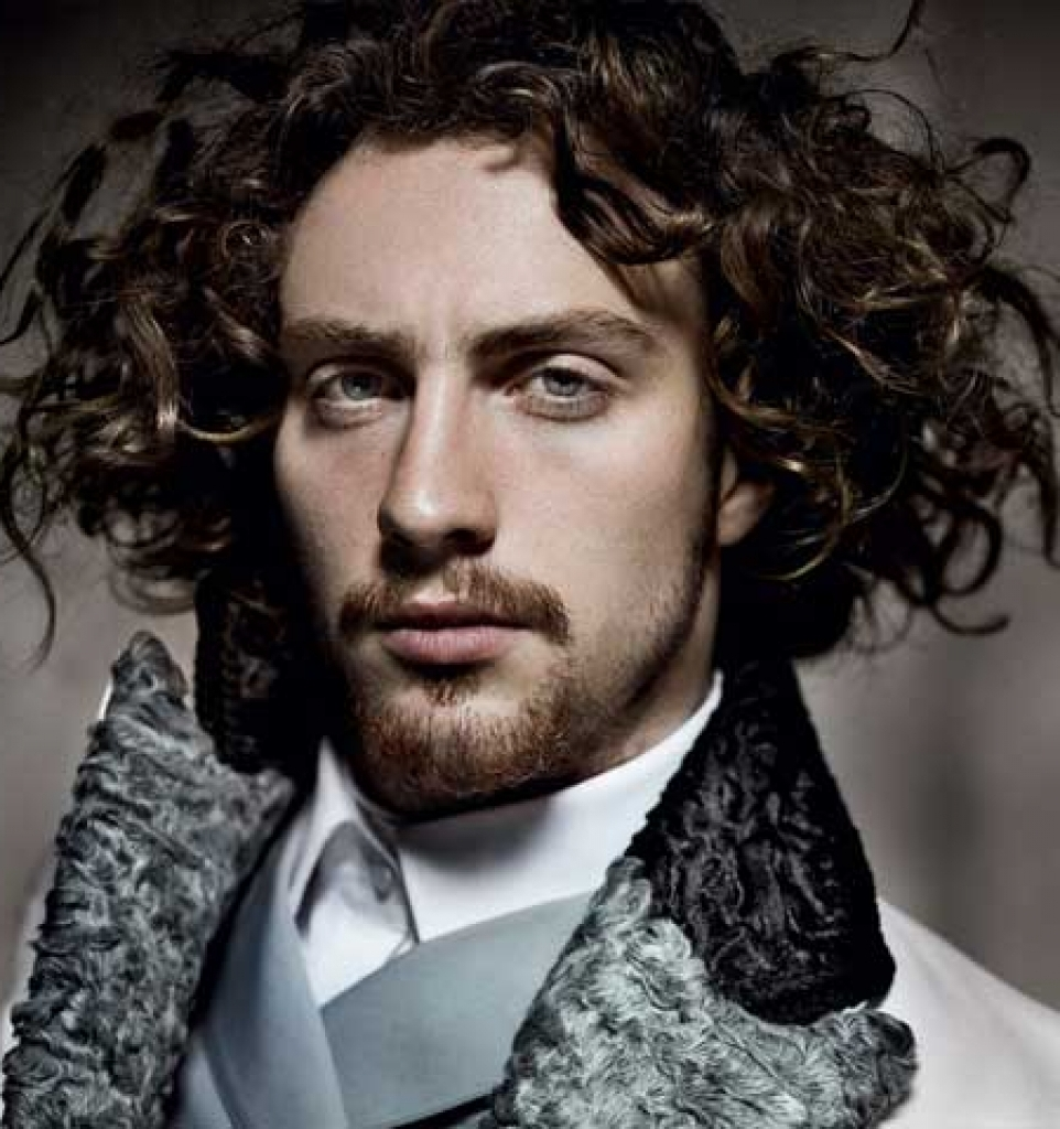 Hairstyles For Men With Curly Hair Mens Hairstyles 2014 Mens Hairstyles For Long Curly Hair - MY HAIR STYLE