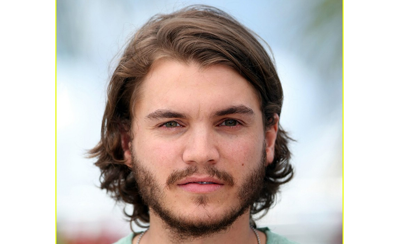 Hair Style Round Face Man: Hairstyles For Long Hair Round Face Man